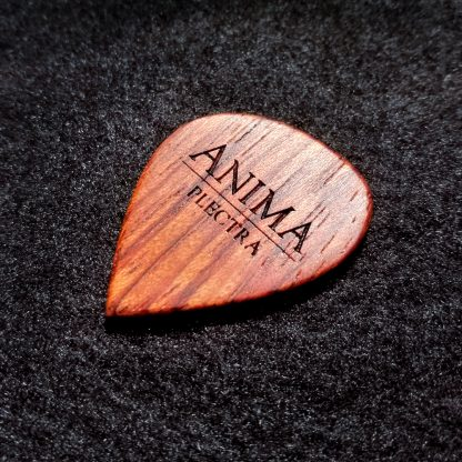Anima Plectra -puuplektra, pieni